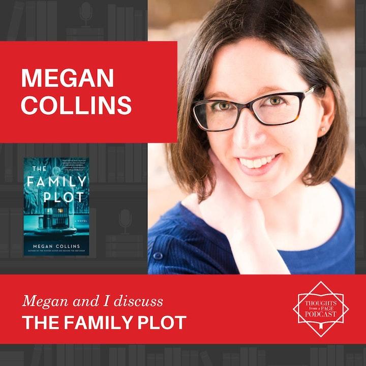 Megan Collins  - THE FAMILY PLOT