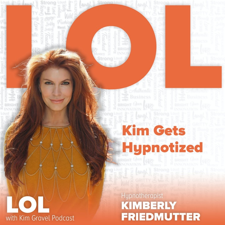 Episode image for Kim Gets Hypnotized with Kimberly Friedmutter