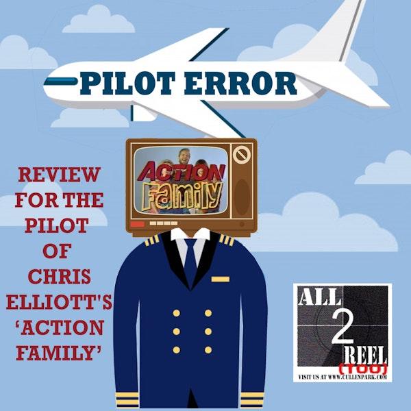 CHRIS ELLIOTT'S 'ACTION FAMILY' (1986) - Image
