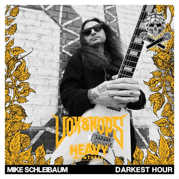 500 Kids in a Church with Mike Schleibaum of Darkest Hour, Zealot RIP & Be Well