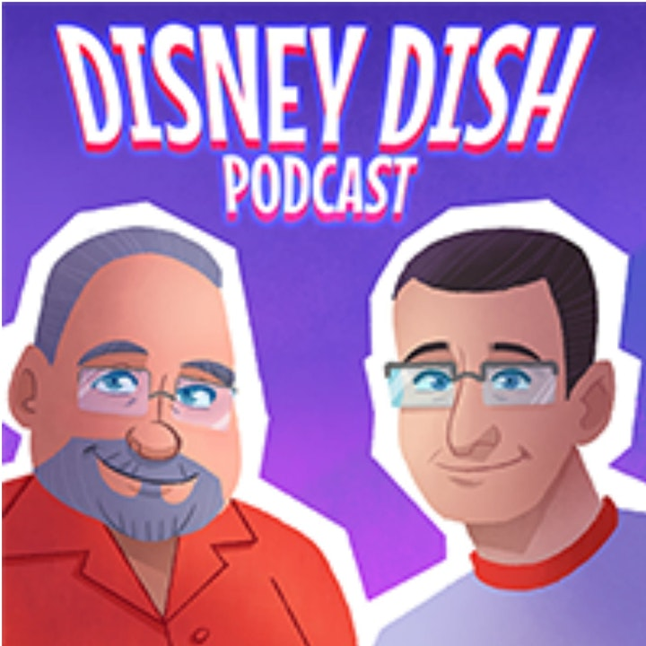 Disney Dish Episode 330:  How the Floral Mickey came to be