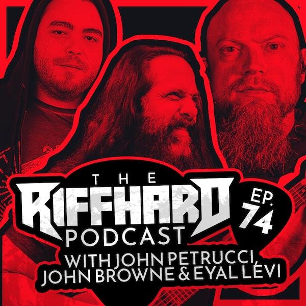 John Petrucci (Dream Theater, Liquid Tension Experiment)