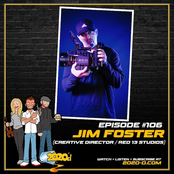 Jim Foster: Every Minute Matters Image