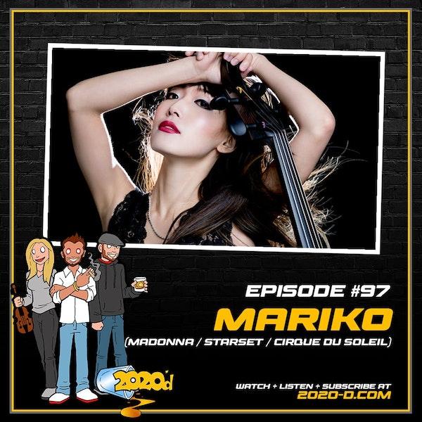 Mariko: Performing Prince Music with Madonna on National TV