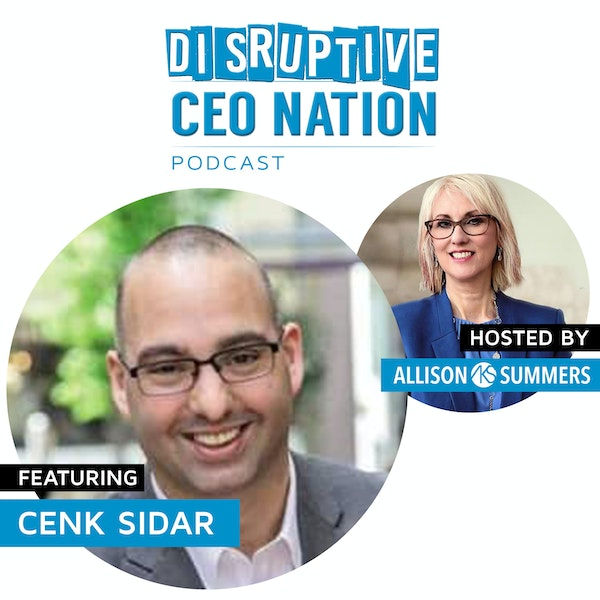 EP 94 Cenk Sidar, Co-founder and CEO, GlobalWonks Image