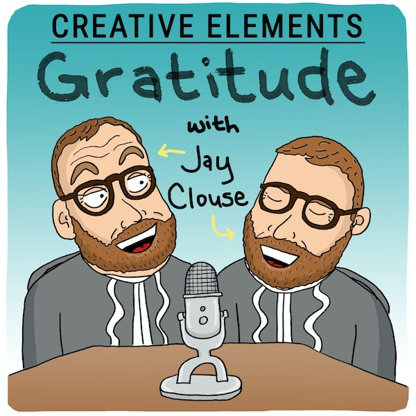 #34: 5 things for creatives to be thankful for Image