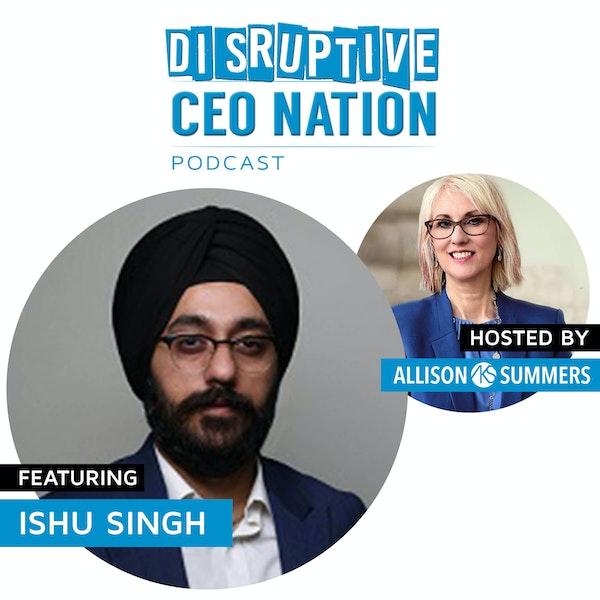 Ishu Singh - Founder of Innstal Image