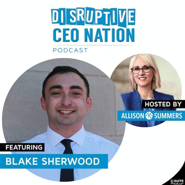 EP 106 Blake Sherwood, Strategic Partner Nix Covid Image