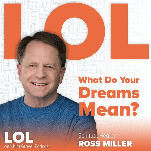 What Do Your Dreams Mean? with Spiritual Healer Ross Miller Image