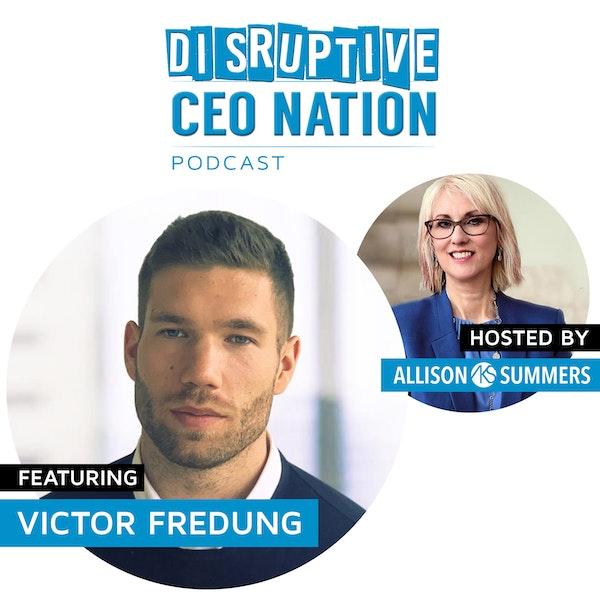 EP 96 Victor Fredung, CEO-Shufti Pro Image