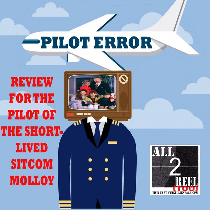 Molloy (1990) - PILOT ERROR TV REVIEW