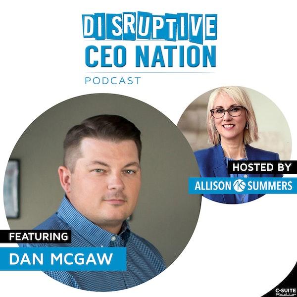 EP 112 Dan McGaw, CEO, McGaw.io