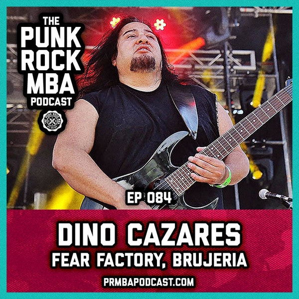 Dino Cazares (Fear Factory, Brujeria) Image