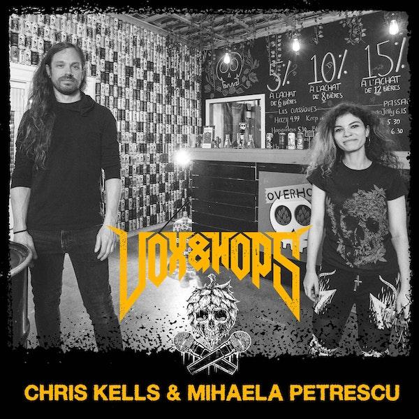 Thirsty Thursday LIVE with Chris Kells & Mihaela Petrescu Image