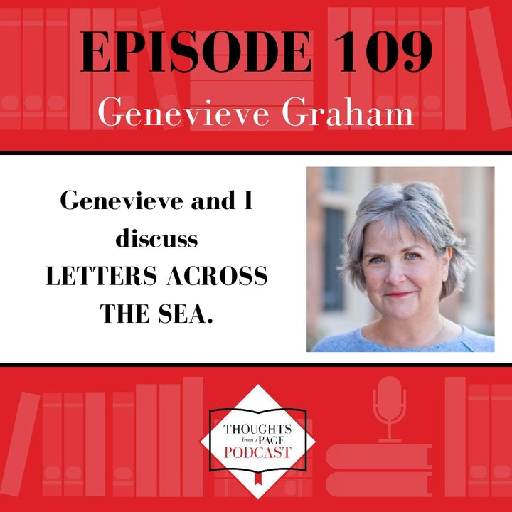Genevieve Graham - LETTERS ACROSS THE SEA