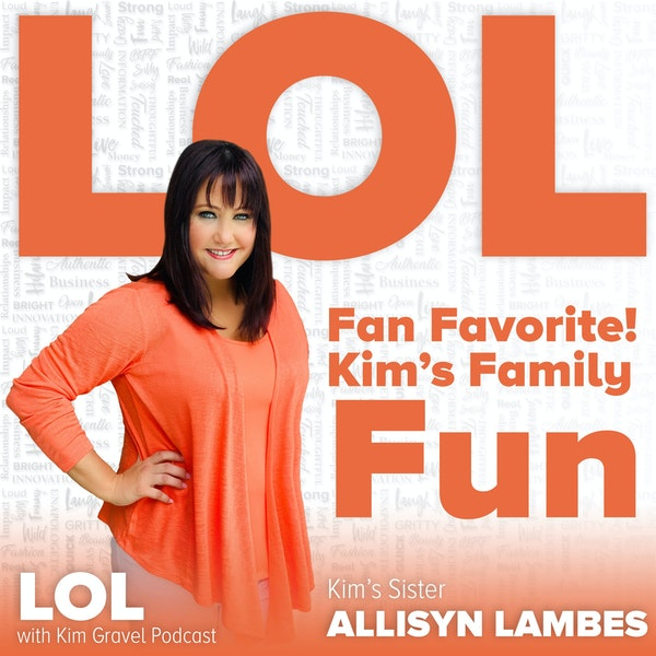 Fan Favorite! Kim's Family Fun with Her Sister Allisyn Image