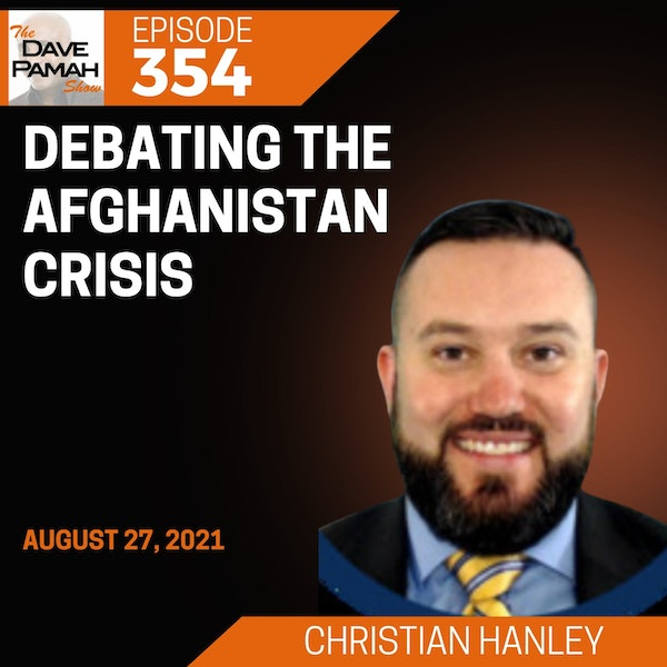 Debating the Afghanistan crisis with Christian Hanley