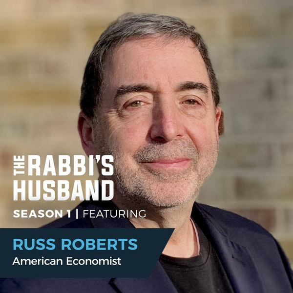 """Russ Roberts on Genesis 44 – """"Forgiveness and the Unheralded Hero of the Book of Genesis"""" - S1E125 Image"""