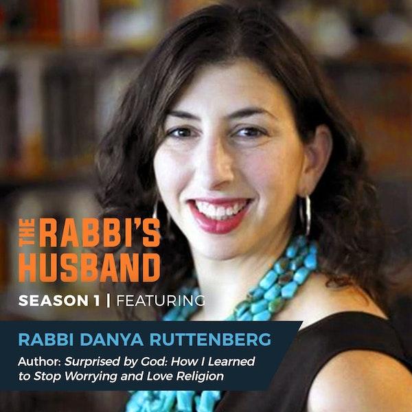 "Rabbi Danya Ruttenberg on Exodus 32– ""A Story About the Failure of Adaptive Leadership"" - S1E119 Image"