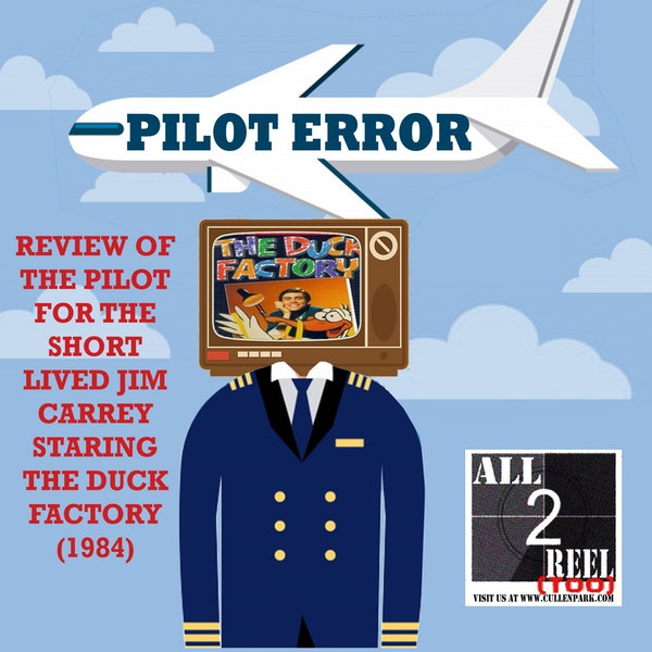 The Duck Factory (1984) PILOT ERROR TV REVIEW Image