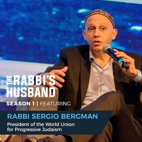 "Rabbi Sergio Bergman on Genesis 1:1-5 – ""Life: The Light of God"" - S1E111 Image"