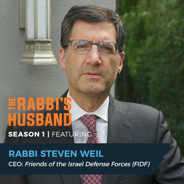 """Rabbi Steven Weil on Genesis 23 – """"The Dialectical Existence of the Jewish People"""" - S1E109 Image"""