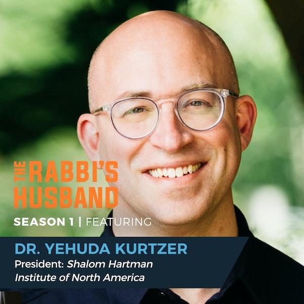 "Dr. Yehuda Kurtzer on Jonah 4 – ""An Education in Universalism"" - S1E104 Image"