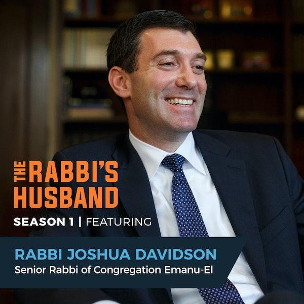"Rabbi Joshua Davidson on Genesis 18 and Genesis 22 – ""Abraham: Our Complicated Father"" - S1E103 Image"