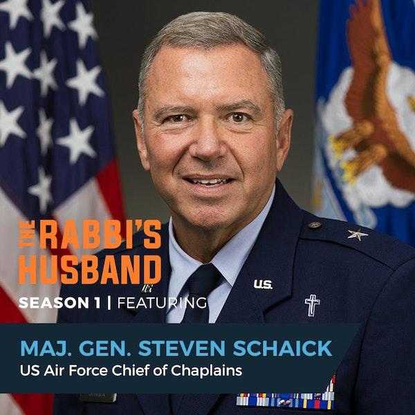 "US Air Force Chaplain, Major General Steven Schaick, on II Samuel 9-11 – ""Mephibosheth: Lessons from the Bible's Unlikely Friend"" - S1E100 Image"