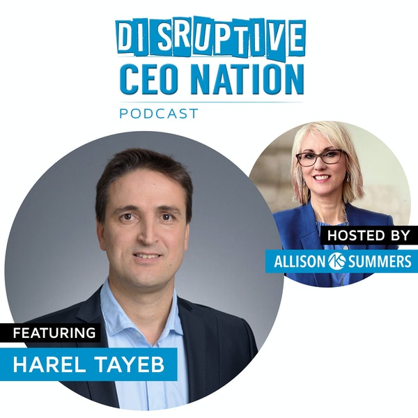 EP 084 Harel Tayeb, CEO of Kryon Systems Image