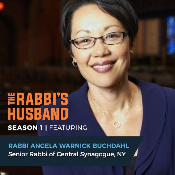 "Rabbi Angela Warnick Buchdahl on Deuteronomy 29:9-11– ""Who We Are as a People"" - S1E98 Image"