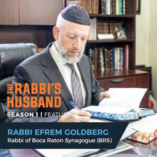 "Rabbi Efrem Goldberg on Exodus 12:1-3 – ""Lech Lecha: Going to Seek the Essence of Who We Are"" - S1E97 Image"