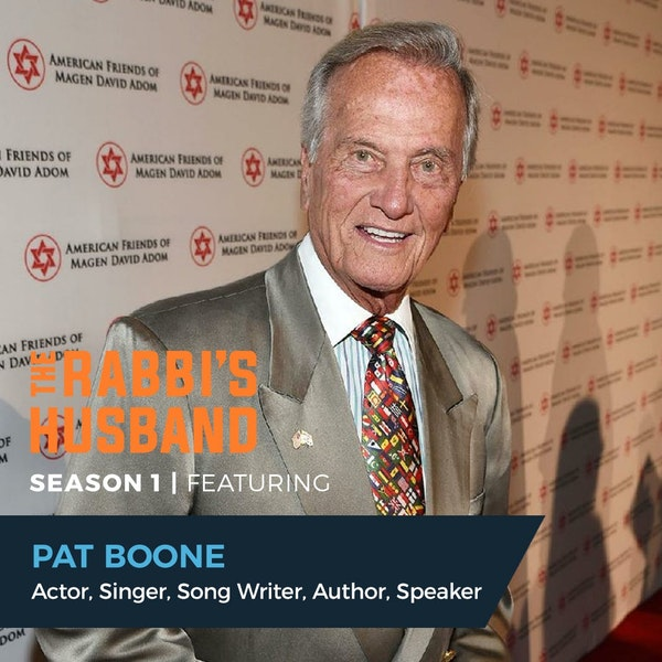 Pat Boone: From Exodus to Elvis to Jerusalem: Reflections on a Lifelong Christian Love For Israel and Judaism - S1E96 Image
