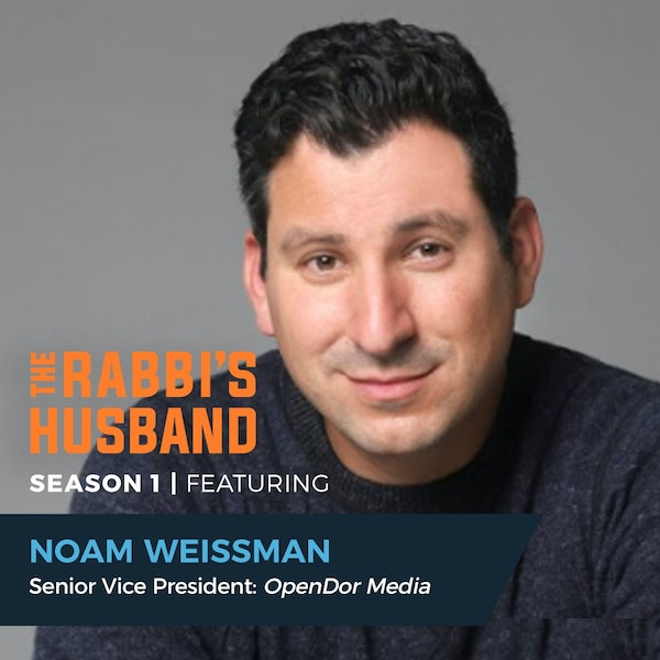 """Noam Weissman on Genesis 18 and 22 – """"Abraham's Journey to Becoming a Knight of Faith"""" - S1E95 Image"""