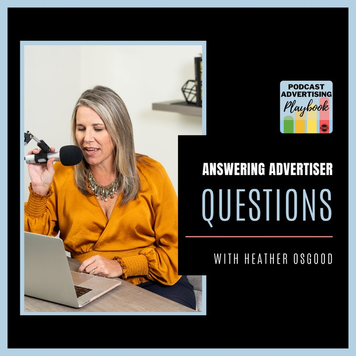 Answering Marketers Questions About Podcast Advertising