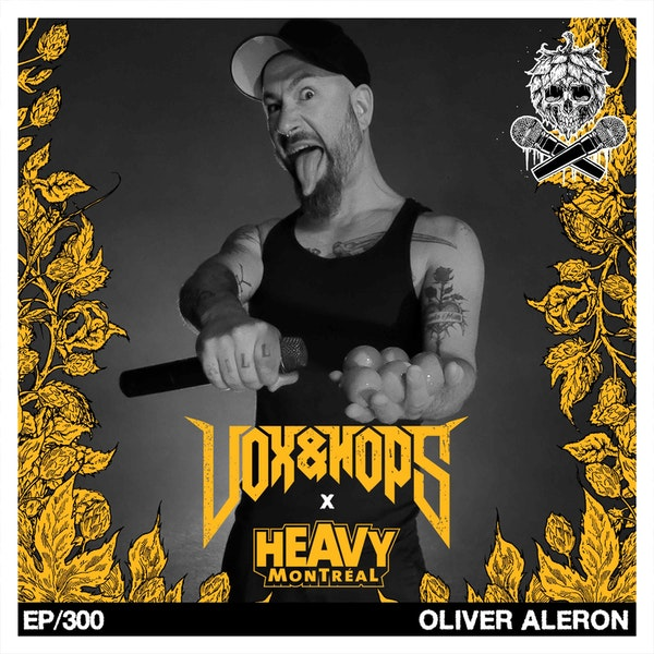 Poking the Bear with Oliver Aleron of Archspire