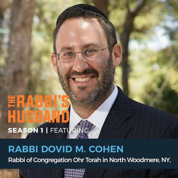 """Rabbi Dovid M. Cohen on Genesis 2:24 – """"Creating One Flesh"""" - S1E83 Image"""