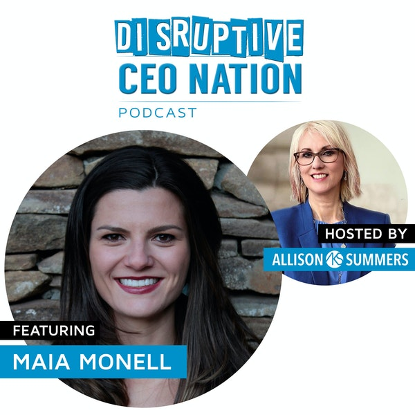 EP 93 Maia Monell, Co-founder, CMO Nav.it Money App Image