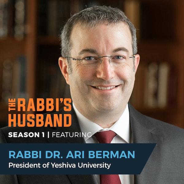 "Rabbi Dr. Ari Berman on The Akedah – ""Abraham's Gift of Hineni: The Moral Necessity of Being Present"" - S1E76 Image"