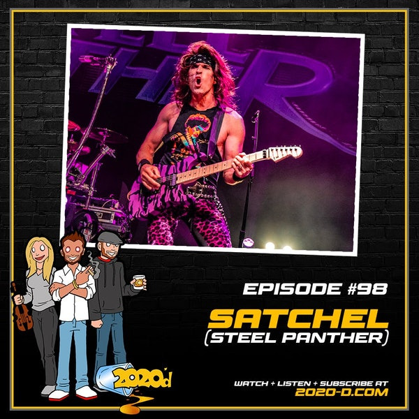 Satchel: We Didn't Want Lexxi Foxx to Leave Steel Panther