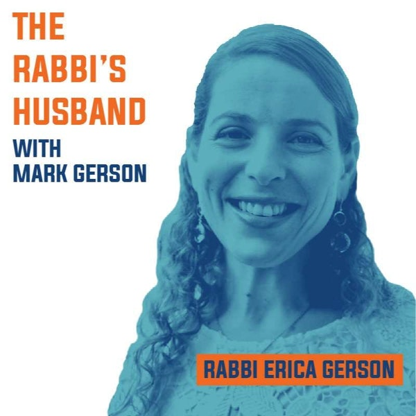 """Rabbi Erica Gerson on Genesis 32 – """"Wrestling With God: The Essence of Being Jewish"""" - S1E70 Image"""