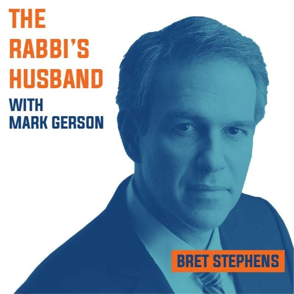 """Bret Stephens on Genesis 14 -- """"The Beginnings of Foreign Policy"""" - S1E66 Image"""