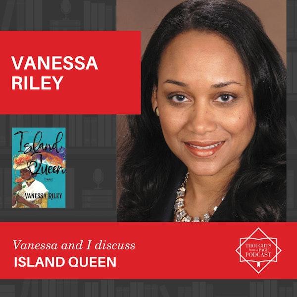 Vanessa Riley - ISLAND QUEEN
