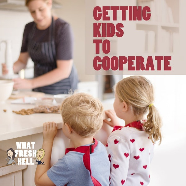 Getting Kids To Cooperate Image