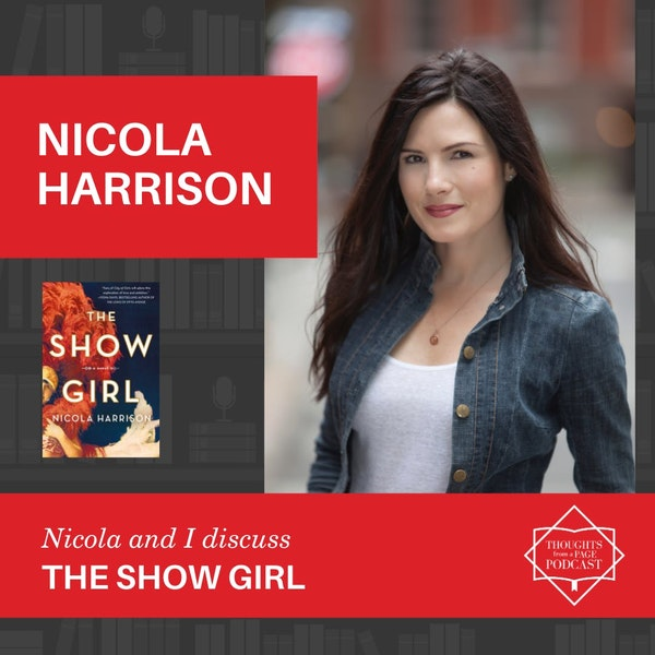 Nicola Harrison - THE SHOW GIRL