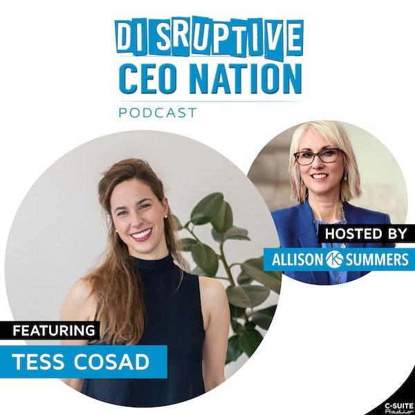 EP 108 Tess Cosad, CEO and Co-founder Bea Fertility, UK Image