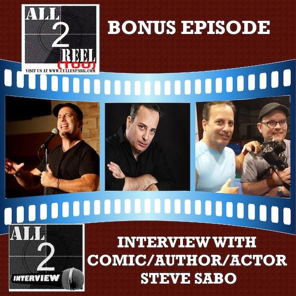 STEVE SABO INTERVIEW Image