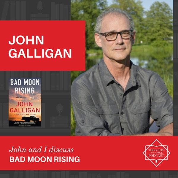 John Galligan - BAD MOON RISING