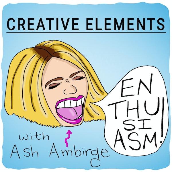 #4: Ash Ambirge [Enthusiasm] Image