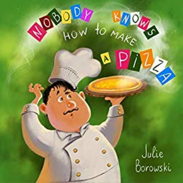 BONUS: Nobody Knows How to Make a Pizza with Julie Borowski Image